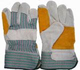 企業のための短い革靴の革働く手袋