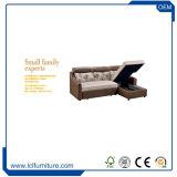 Französisches Art-Sofa-Bett für Verkaufs-Sofa-gesetzte Entwürfe und Preise