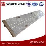Le textile d'acier inoxydable de fabrication de tôle équipent du constructeur expérimenté