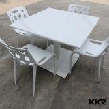 Поверхность самомоднейшей мебели твердая обедая стулы и таблицы для трактира (171121)