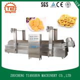 Máquina eléctrica de la sartén de la patata frita y del sartén de las virutas del llantén