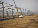 China-ökonomische strukturelle Stahlgebäude/Lager/Werkstatt in Südamerika