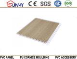 Comitato di soffitto di legno del PVC di disegno con migliori qualità e prezzo
