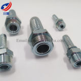 14211 instalación de tuberías hidráulica de las guarniciones de tubo del sello masculino del anillo o de Orfs que ajusta ISO8434-3 SAE J1453