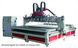 Hölzerne CNC-Fräser-Maschine für römische Spalte-Tisch-Bein-Miniatur