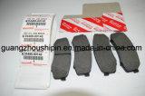 Toyota Prado Trj150를 위한 대량 가격 브레이크 패드 04466-60140