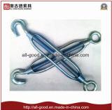 電流を通された鋼鉄Hook&のホックのタイプJISフレームのターンバックル