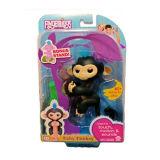 Мода животных игрушки Fingerlings Smart обезьяны