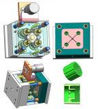 Эбу системы впрыска 3D-проектирования Custermized Пластиковые формы