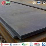 лист стали углерода 4mm гальванизированный стальной