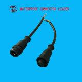 最も普及した製品6 Pin男性PVCコネクター