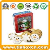 ギフトの貯蔵容器のための子供のおもちゃPVC Windowsの錫ボックス