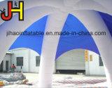 Im Freien aufblasbares bekanntmachendes Zelt, aufblasbares Armkreuz-Zelt für Verkauf