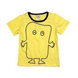Детский 100% хлопок футболка