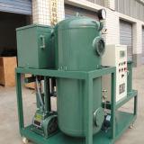 Utilização de vácuo da máquina de reciclagem de óleo de transformadores