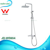 Salle de bains Articles sanitaires Chrome ensemble douche de pluie