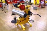 De hydraulische Elektrische Snijder van de Pijp van het Staal voor de Pijp van het Metaal, de Draagbare Snijder van de Pijp, leidt Scherpe Machine door buizen