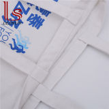 Wholesale Cheap Recycles White Natural Organic Cotton Canvas School Tote Shopping Bag