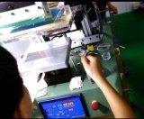 熱い販売のペーパーのためのデスクトップの真空スクリーンプリンターかフィルムまたはペーパーまたはカード