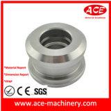 Aluminium CNC-drehenteil des Maschinen-Griffs