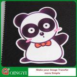 Bon vinyle imprimable de transfert thermique de couleur foncée de Qingyi pour Colthing