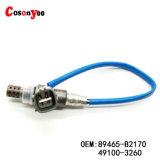 Sensore dell'ossigeno di serie di Wimax, OEM di S80 M80: 89465-B2170/49100-3260