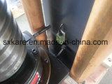Проверка компрессии в цилиндрах двигателя гидравлической системы машины (YE-2000C)