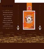 値の注意深く指定物質的なコーヒー包装袋