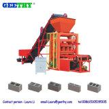 Qtj4-26 Semi-automatique de bloc solide de pavage creux Making Machine