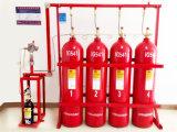 Incêndio de gás da mistura da alta qualidade Ig541 - sistema extinguindo
