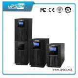 UPS dobro em linha monofásico da conversão da fase 50Hz com controle do processador central
