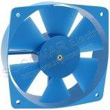 ventilateur 380V axial de 210X210X71mm avec les turbines en plastique triphasées