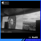 P3.9mm RGB LED de alta precisión en el interior de la pantalla video wall