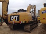 Excavatrice utilisée du chat 20t d'excavatrice de chenille du tracteur à chenilles 320d