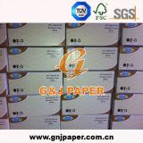белая жиропрочная бумага обруча 18GSM для упаковки еды