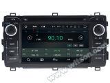 Automobile DVD del Android 8.0 di memoria di Witson otto per lo schermo della ROM IPS dello schermo di tocco della ROM 4G 1080P di Toyota Auris 2013 32GB