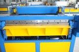 Macchina di fabbricazione del condotto di aria di HVAC per il tubo rettangolare che produce prodotti