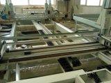 Máquina principal do soldador dos frames de indicador quatro de UPVC