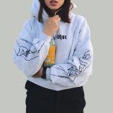 女性の習慣はプルオーバーSweatwear Hoodiesを卸し売りする