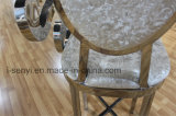 De moderne Stoel Barstool van de Staaf van het Roestvrij staal van het Meubilair van de Woonkamer van het Meubilair van de Staaf van het Hotel
