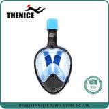 A máscara do treinamento para a natação e Snorkeling com vão PRO montagem