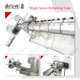 Doppeltes Stadiums-blättert Plastikpelletisierung-Maschine für Flasche das Körnchen ab, das Maschine herstellt