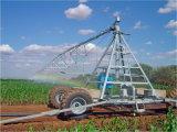 Irrigazione a pioggia agricola del perno concentrare di rimorchio con l'alta qualità