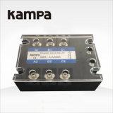 60AA 3 relais électriques semi-conducteurs 600V du relais SSR de la phase 220VAC