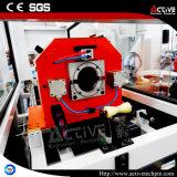 プラスチック押出機のPEの管の生産ラインのための誘導加熱