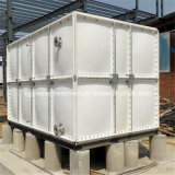 2017 FRP SMC enfoncé assembler réservoir d'eau GRP Réservoir de stockage