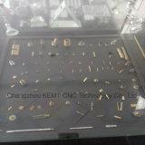 Kleine CNC van het Type van Troep van de Precisie Werktuigmachine (ghl20-FANUC)