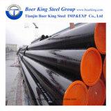 Ms большого диаметра трубы ВПВ стальную трубу ASTM A53 класса B расписание 40 (SCH40) /расписание 80 (SCH80) стальные трубы черный сварные трубы для трубки подачи воды и газа трубопровода