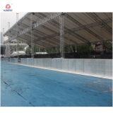 Barricadas de aluminio del tráfico de las barreras del control de muchedumbre de las barreras