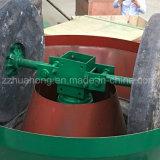 二重車輪のくせ取り機、粉砕の金のためのぬれた鍋の製造所